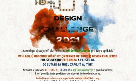 IoT Design Challenge 2021
