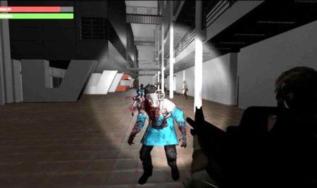 Vyskúšaj si študentskú hru UNIZA Zombie Apocalypse